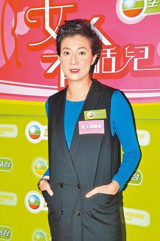 Top2 亞姐冠軍搭已婚影壇大哥懷身孕 女兒名遭掀是來嗆正宮 她全說了
