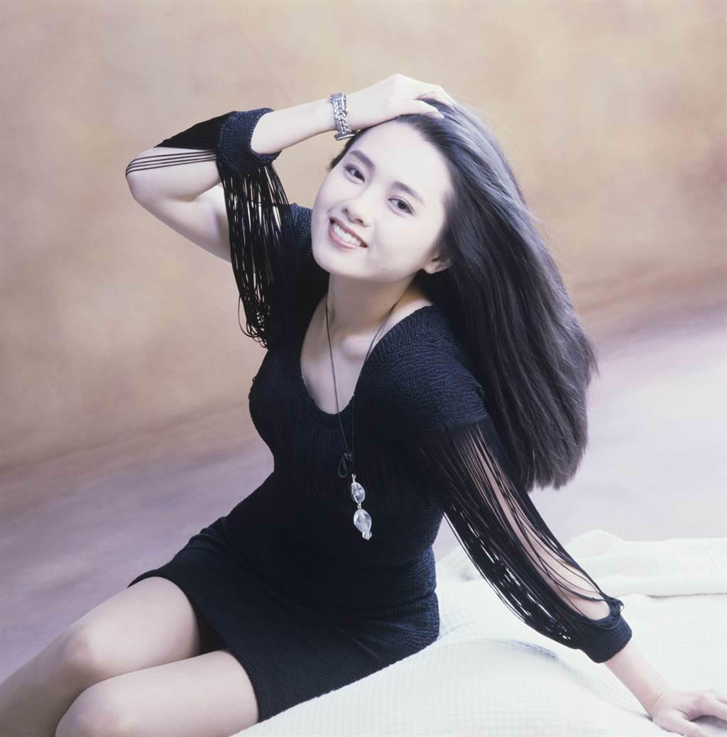 李麗珍因為演出《蜜桃成熟時》,成為許多人心目中的女神。(圖/中時資料照片)