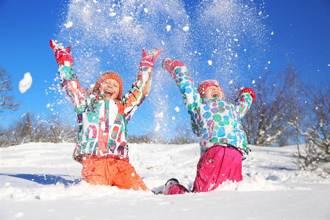 最狂戰鬥民族!俄學童零下48度不回家 揪朋友雪地玩耍