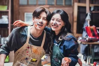 韓劇男神與女主角疑假戲真作 遭曝有「很猛肢體接觸」