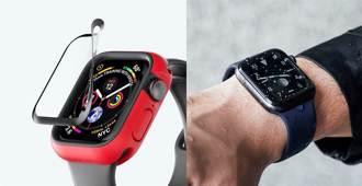 Apple Watch配件升級 犀牛盾推出專屬防摔保護貼