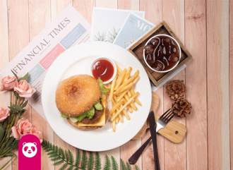 foodpanda大數據:台人最愛罪惡系早餐 炸物排前三