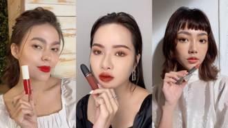 美妝控不能錯過的4款唇膏 激美新色意圖使人全包