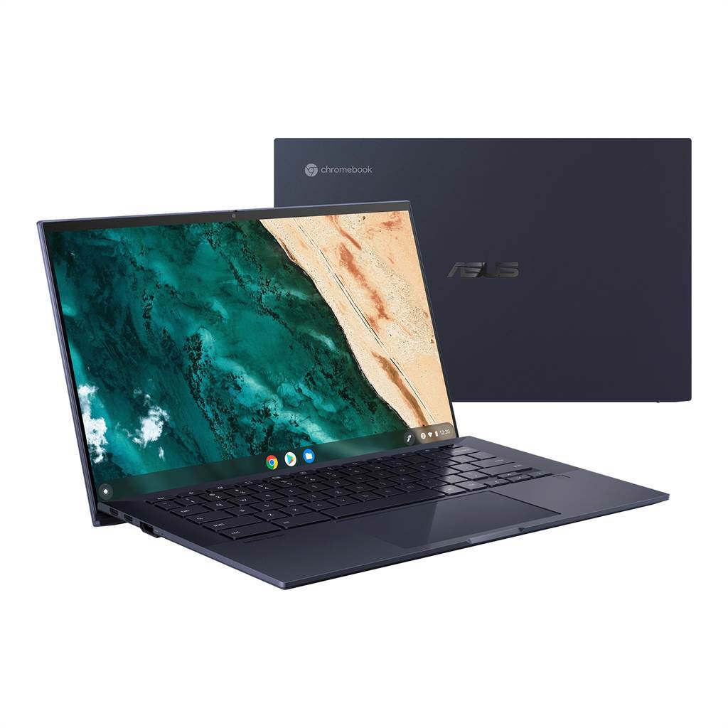 ASUS Chromebook CX9 (CX9400)。(華碩提供/黃慧雯台北傳真)