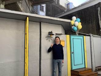 西市仔後巷網美新打卡點 鞦韆塗鴉、樓梯天際線彷彿走入繪本世界
