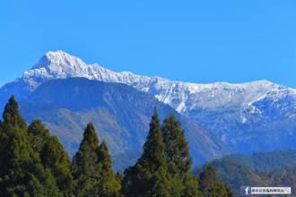 想賞玉山積雪還有機會 達人推薦這裡視野最廣闊