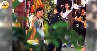 遛狗曝交情2/陳昊森臉書放閃 豪送模特兒女友名牌包