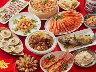 千元有找!元家推「士官長」大餐 滿滿海味上桌
