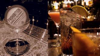 噓!復古浪漫情懷的爵士酒吧 Alchemy Bar 悄悄上樓看看 經典英式浪漫造就雋永傳奇
