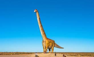 阿根廷發現1億年前巨型化石!考古學家驚:有史以來最大恐龍