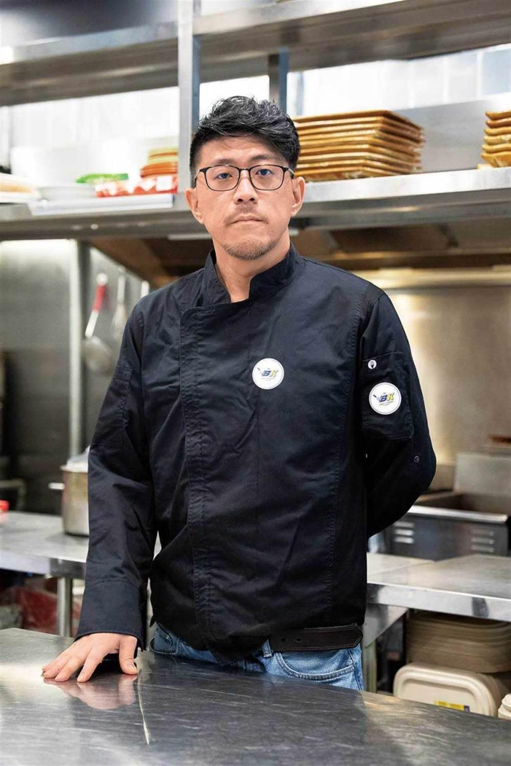 Ben曾在東西方兩大賭場工作多年,將當地的美食經驗帶回台灣。(圖/焦正德攝)