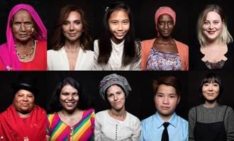 《女也》 橫跨全球50國 名導揭2000名女性生命故事