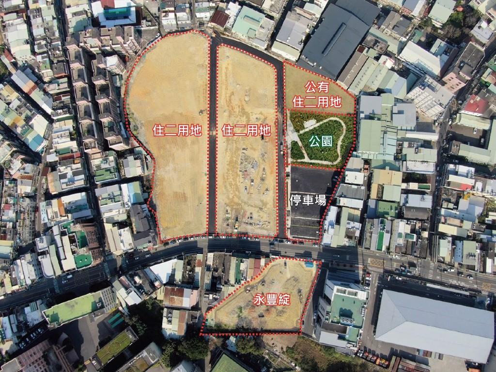 (太平洋電纜重劃區將成為桃園熱門房市區域/圖片:業者提供)