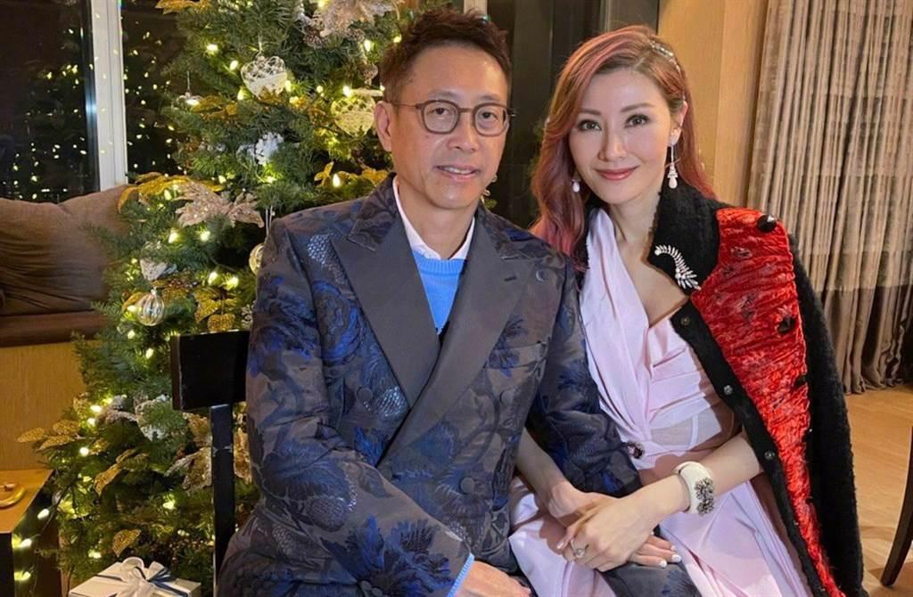李嘉欣當紅之際,嫁給超級富豪許晉亨。(翻攝自李嘉欣微博)