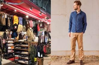 東京老牌牛仔褲店HINOYA登台 簡約穿出日雜潮人風