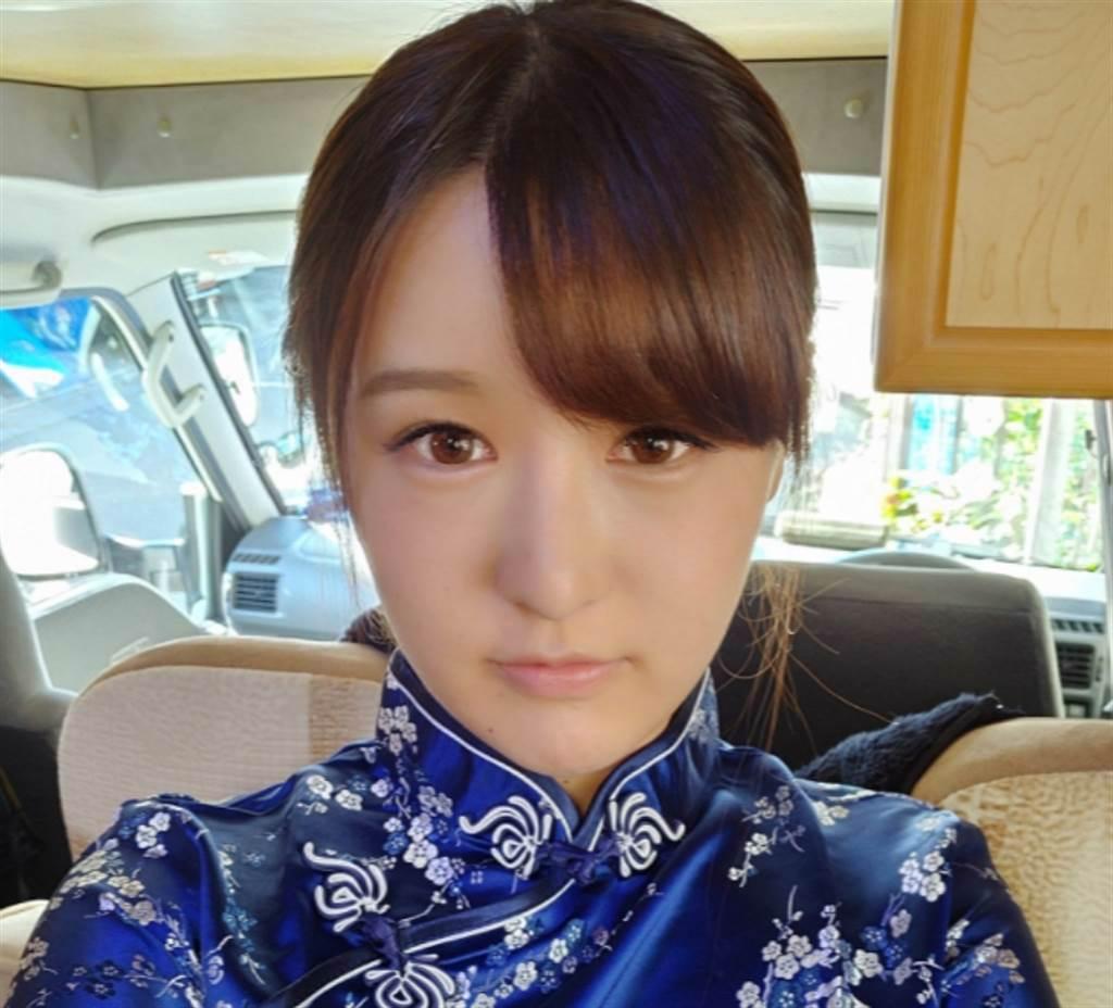 大陸籍女優陳美惠。(圖/ 摘自陳美惠推特)