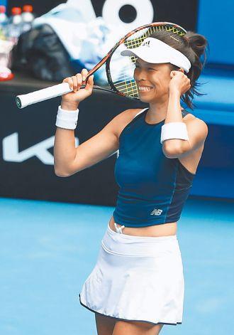 台灣第一人 謝淑薇闖澳網女單8強