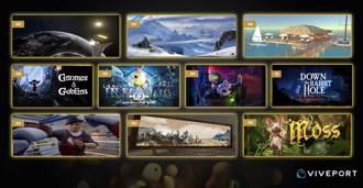 過年在家也能遨遊世界 VIVE/Oculus家用VR遊戲推薦