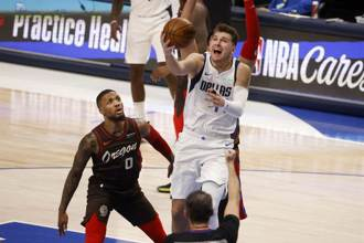 NBA》東契奇飆44分 最後一擊卻失手
