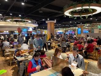台中Outlet Mall牛轉錢坤 春節檔期開紅盤業績成長近1成