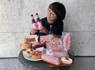 全聯最強「草莓季」登場 甜點、麵包、啤酒通通有