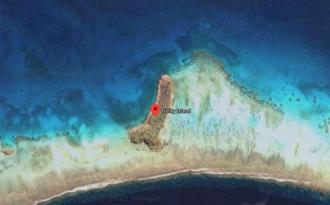 開Google衛星圖欣賞太平洋島嶼 人妻下秒害羞了