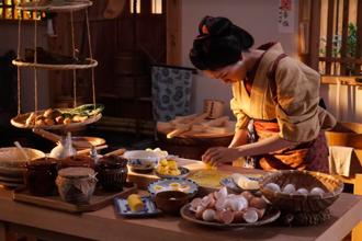 松本穗香《澪之料理帖》親製茶碗蒸 預售贈「鰹魚+昆布」