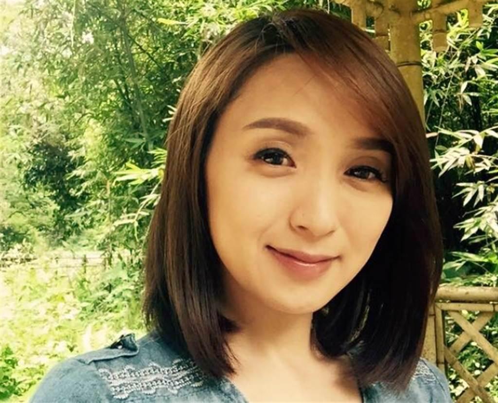彭曉彤因演出《麻辣鮮師》打開知名度。(圖/翻攝自彭曉彤臉書)