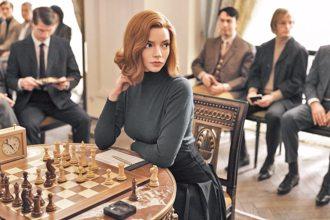 安雅下棋燒腦靠《后翼》摘后