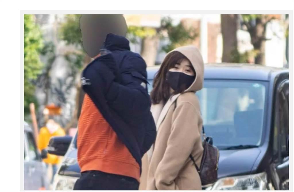 福原愛被直擊與「橫濱大谷翔平」在橫濱中華街約會。(翻攝日媒)