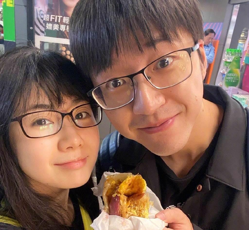 爆福原愛2年前就萌生離婚念頭,江宏傑曾追到日本挽回。(圖/翻攝自微博)