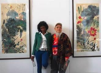 53歲畫家愛上24歲非洲妹 砸1.7億豪娶!10年後現況曝