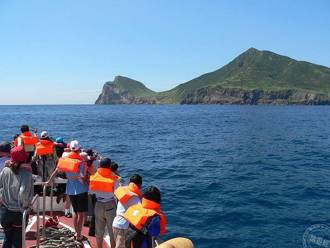 2021年龜山島已開放登島 欲賞鯨豚或登島的民眾須把握開放期間
