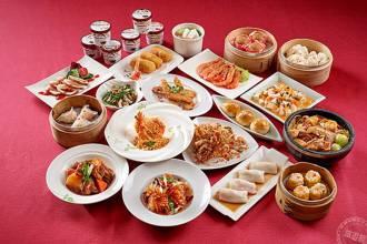 台北福華、凱達皆推中菜吃到飽;晶粵軒港式飲茶送萌寶包