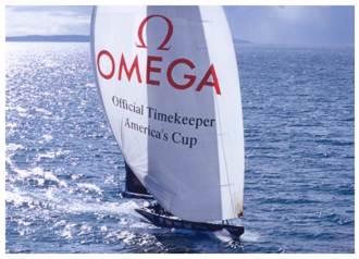 歐米茄、沛納海表壇雙雄  海上賽船、陸上競表