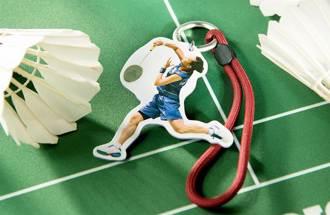 戴資穎世界球后紀錄延續中 悠遊卡推出首張運動員造型卡同慶