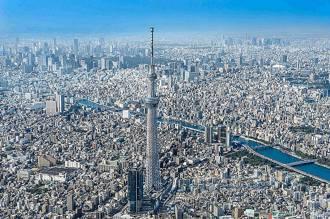 東京晴空街道大規模改裝 鼎泰豐、古早味蛋糕進駐