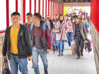 國境大門重啟 楊鎮浯推金廈泡泡