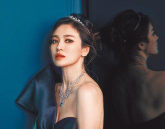 宋慧喬美豔升級 戴CHAUMET添女皇魅力