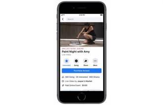 Facebook支持創作者創造收益 將在台推出付費線上活動功能