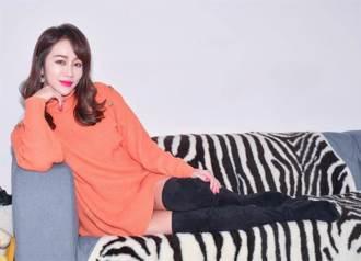 專訪/林佩瑤出新書 甜曝主廚老公首次約會就送戒指