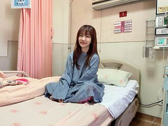 美女主播健檢驚罹肺腺癌0期 蕭彤雯:這東西為什麼會來找我?
