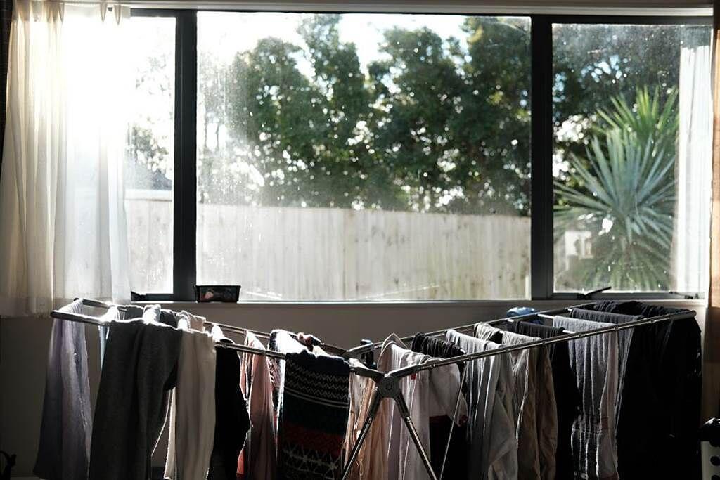 室內過於潮濕、空氣不流通,都是黴漿菌喜愛的環境。(示意圖/Shutterstock)