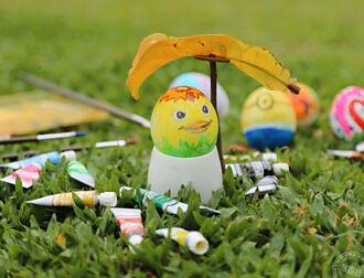 兒童節、復活節 雲朗觀光旗下飯店「蛋」生新玩法