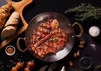 台北西區米其林餐盤推薦 PRIME ONE牛排館周年慶 3/29壽星二人同行優惠