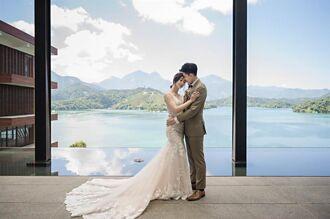 日月潭涵碧樓婚旅日 結合夢幻婚禮與浪漫蜜月
