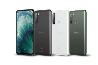 HTC春季購物節開跑 U20 5G狂降5千再送馬卡龍耳機