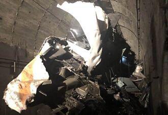 工程車滑落釀太魯閣號大劫 疑肇禍包商到案