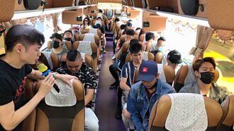 【太魯閣出軌】「藝起發光」差點搭上出軌列車 宋逸民夫妻率協會成員為乘客祈禱