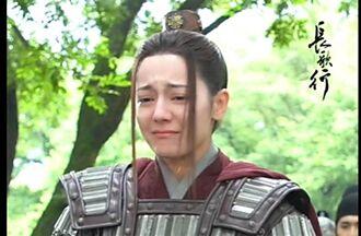 迪麗熱巴演戲進步了 哭戲大爆發喊卡還在哭 臉糾結淚狂流